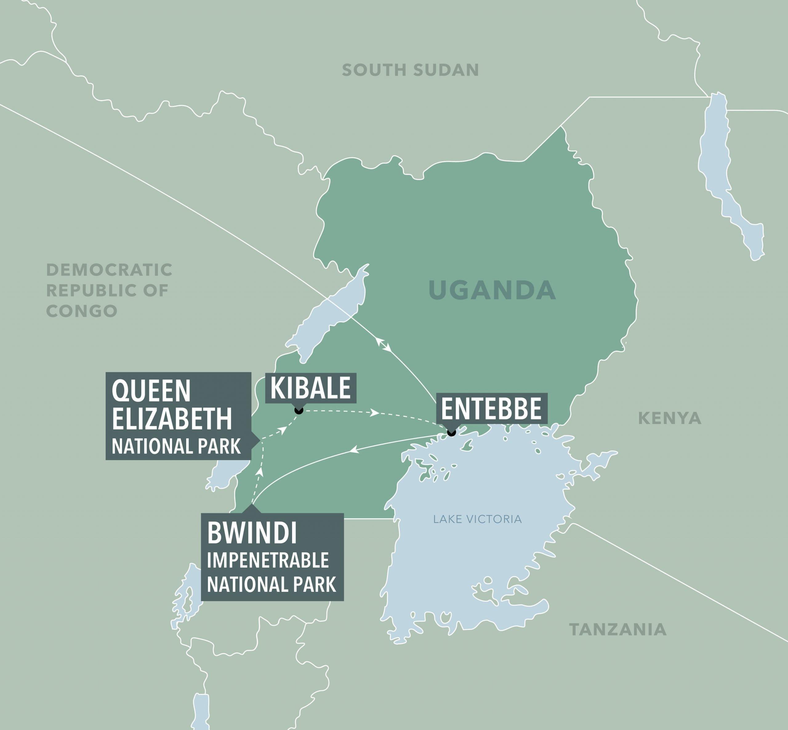 Uganda 2021 Trip Journey Holbrook
