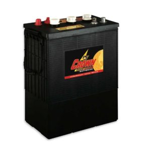 Solaire Laurentides - Batterie Crown CR-430 6V 430AH