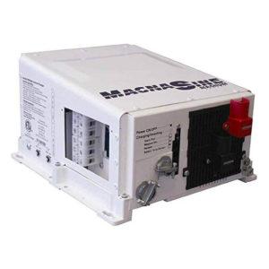 Solaire Laurentides - Onduleur/Chargeur Magnum 4.4kW 48V/120V-240V sinus pur, chargeur 60A PFC