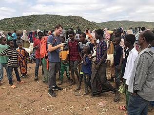Mack Woodruff In Ethiopia