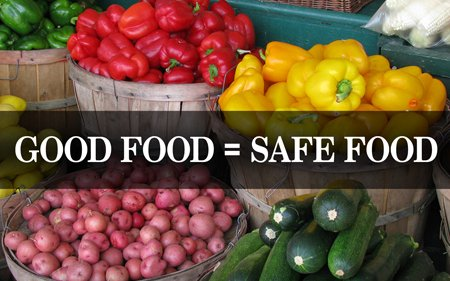 FDA Rules Against Good, Organic Food with Food Safety Modernization Act
