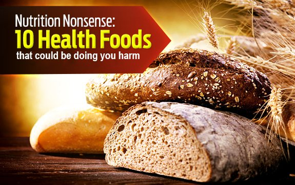 10 'Health Foods' that may be Doing more Harm than Good