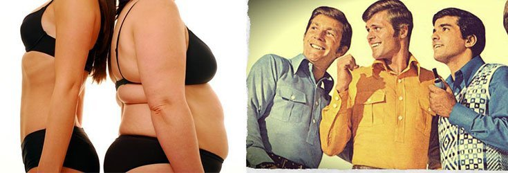 The Average American Woman Now Weighs As Much As 1960s Man