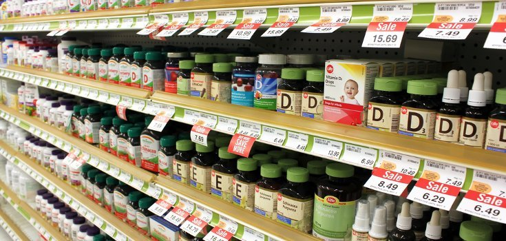 Investigation: Many Herbal Supplements Found to Contain ZERO Herbs