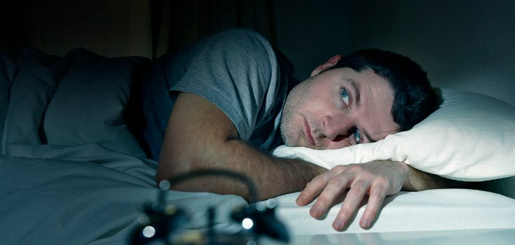 The Common Reason You May Not Be Able to Sleep