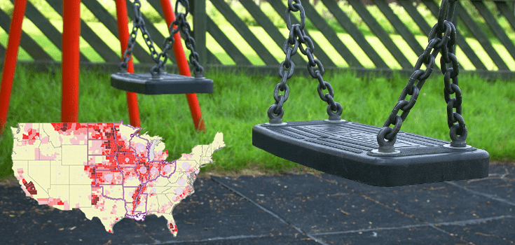 3,247 Elementary Schools are Exposed to Monsanto's Toxic Weed Killer