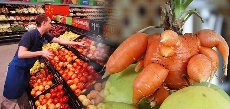 Here is Walmart's Plan to Reduce Food Waste – Using Ugly Fruit