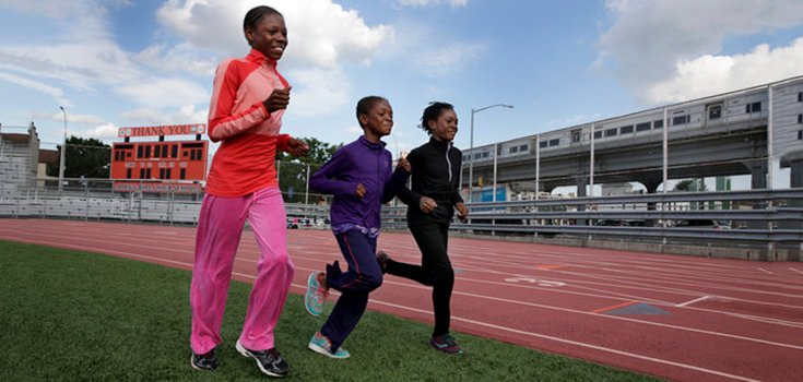 Homeless Mother Surprised with Tickets to See Daughters Compete in the Junior Olympics