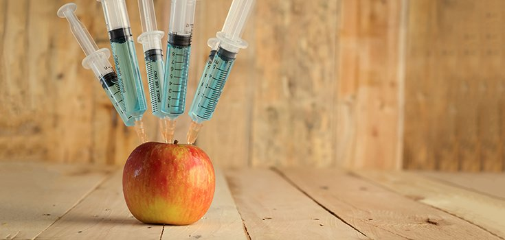 Non-Browning GMO Arctic Apples to Hit Store Shelves Soon