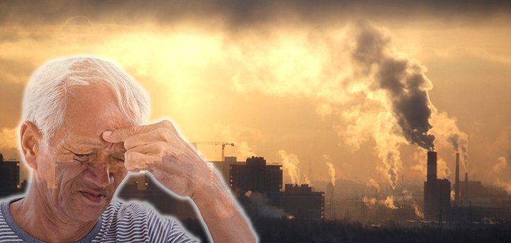 Air Pollution May be to Blame for 20% of Dementia Cases