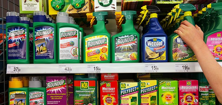 Dying Man's Lawsuit Alleges Glyphosate Herbicide Caused His Cancer