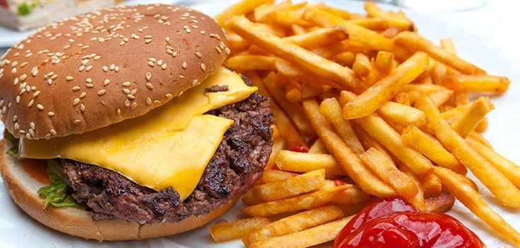 CDC: More Than 1 in 3 Americans Eat Fast-Food Every Day
