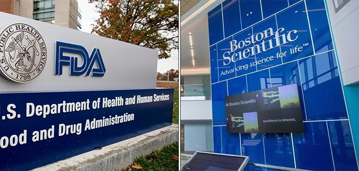 Boston Scientific Ordered by the FDA to Halt Sales of Gynecological Mesh