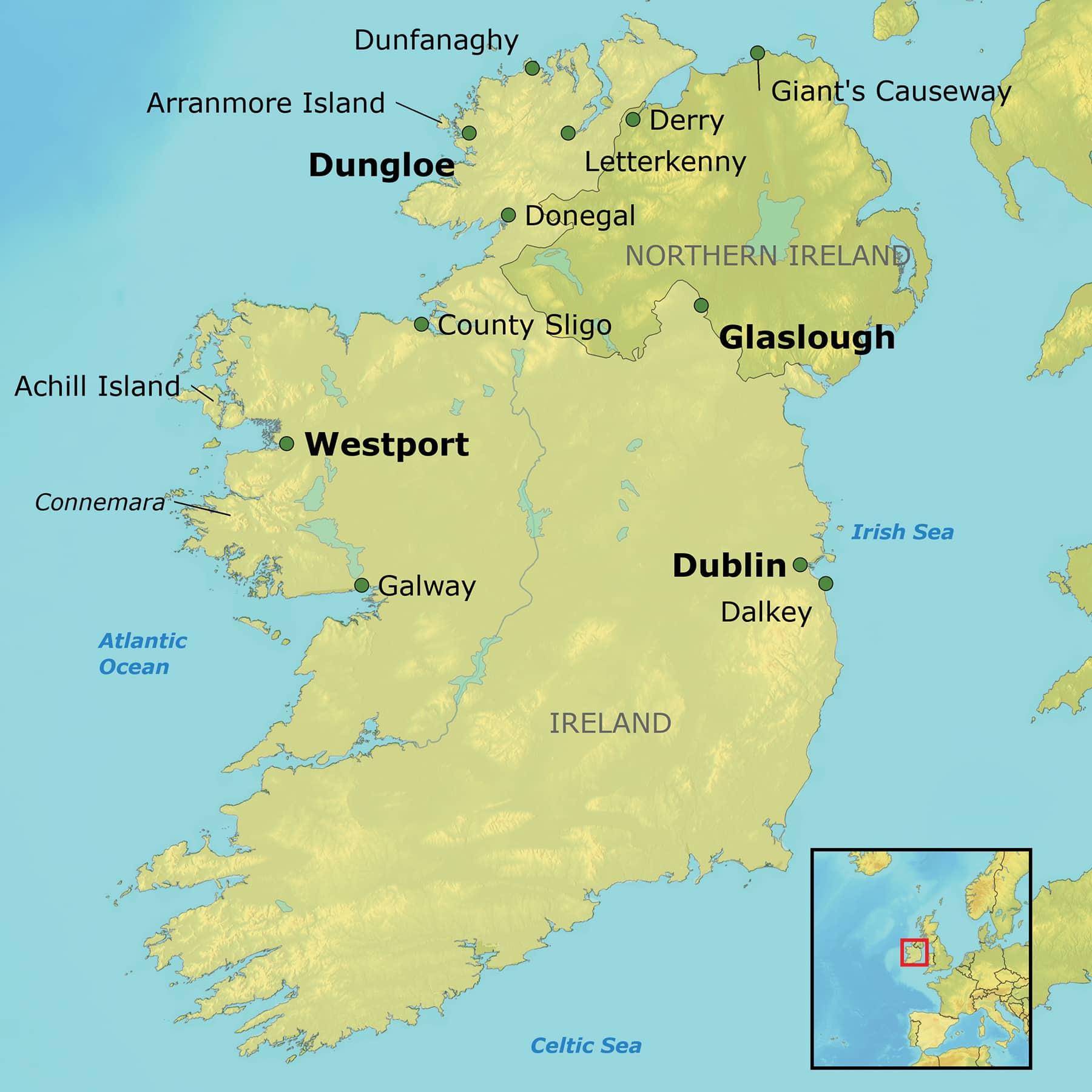 Undiscovered Ireland