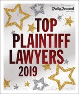 top plaintiffs lawyers award