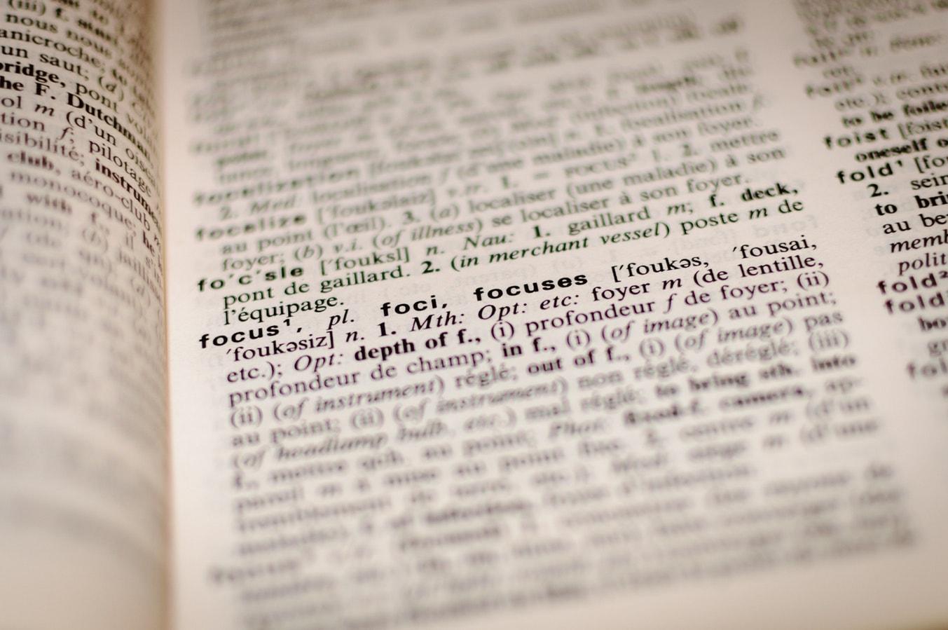 antitrust law dictionary