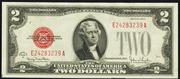 1928G $2 Legal Tender Red Seal