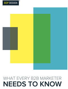 Bop Design what every B2B marketer needs to know thumbnail