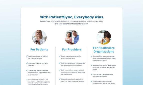 Read more about PatientSync
