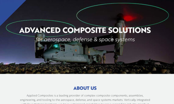Read more about Applied Composite Structures