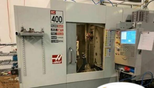 Haas EC-400 (2008)