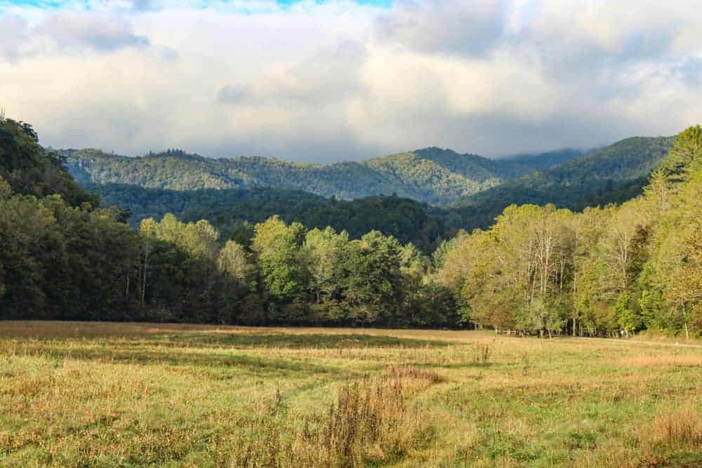 Cataloochee, Great Smoky Mountains National Park. Photo: NPS / Victoria Stauffenberg, public domain.