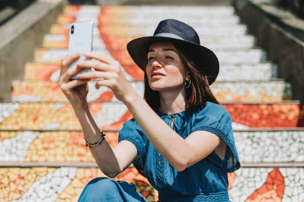 selfie Photography Project Ideas