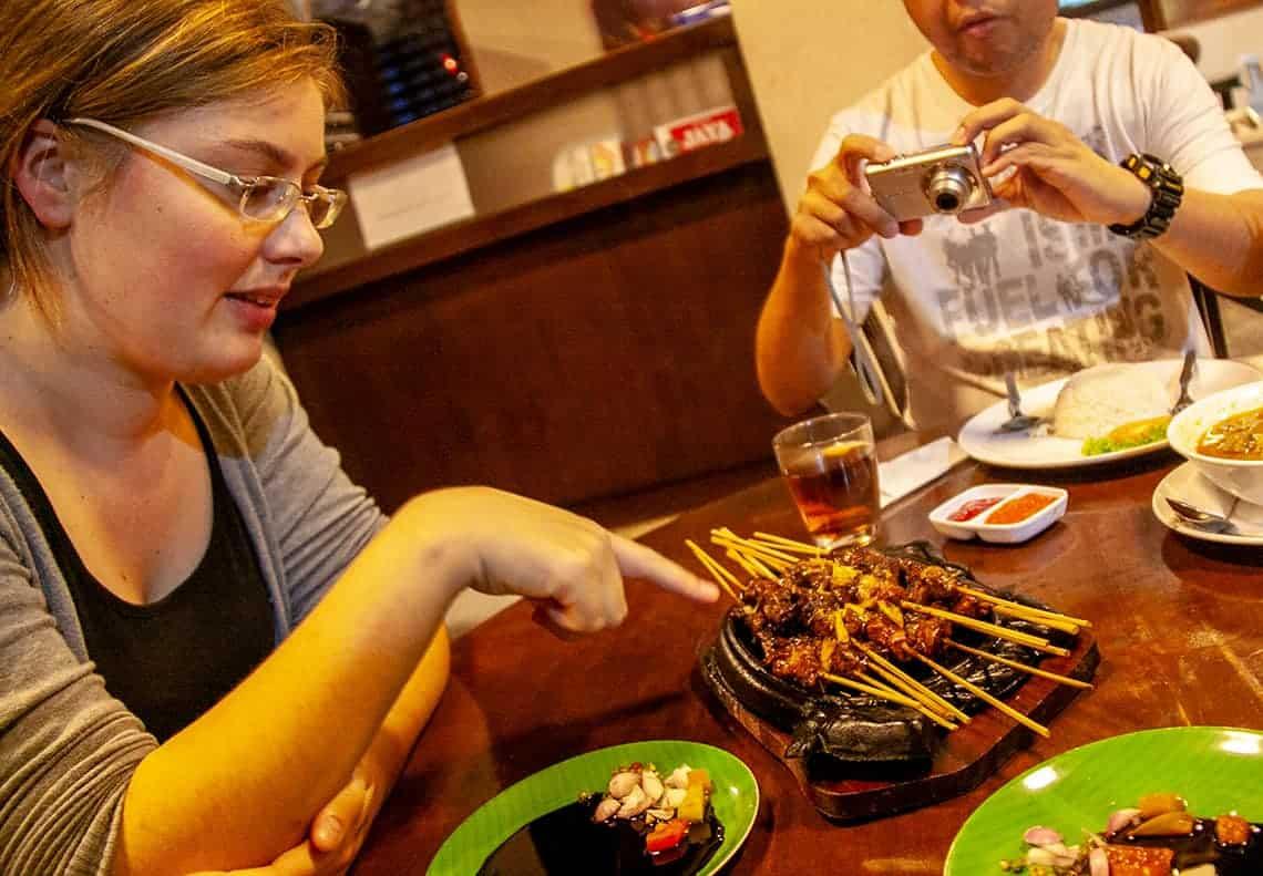 Heerlijk eten en drinken in Bandung