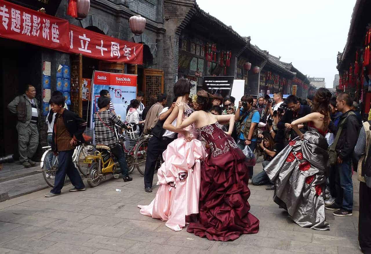 Pingyao festival