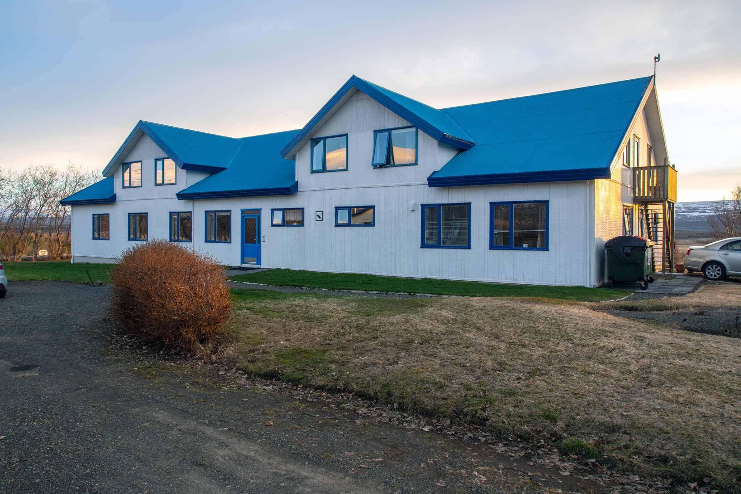 Eyjolfsstadir guesthouse