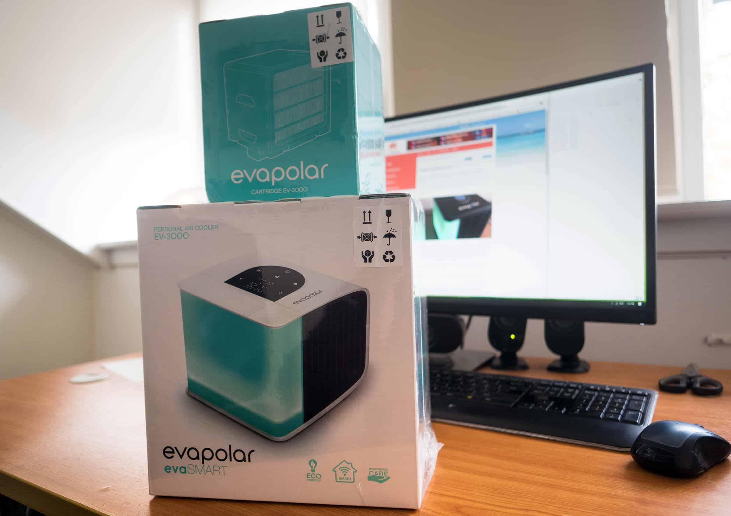 Evapolar 2 unboxing