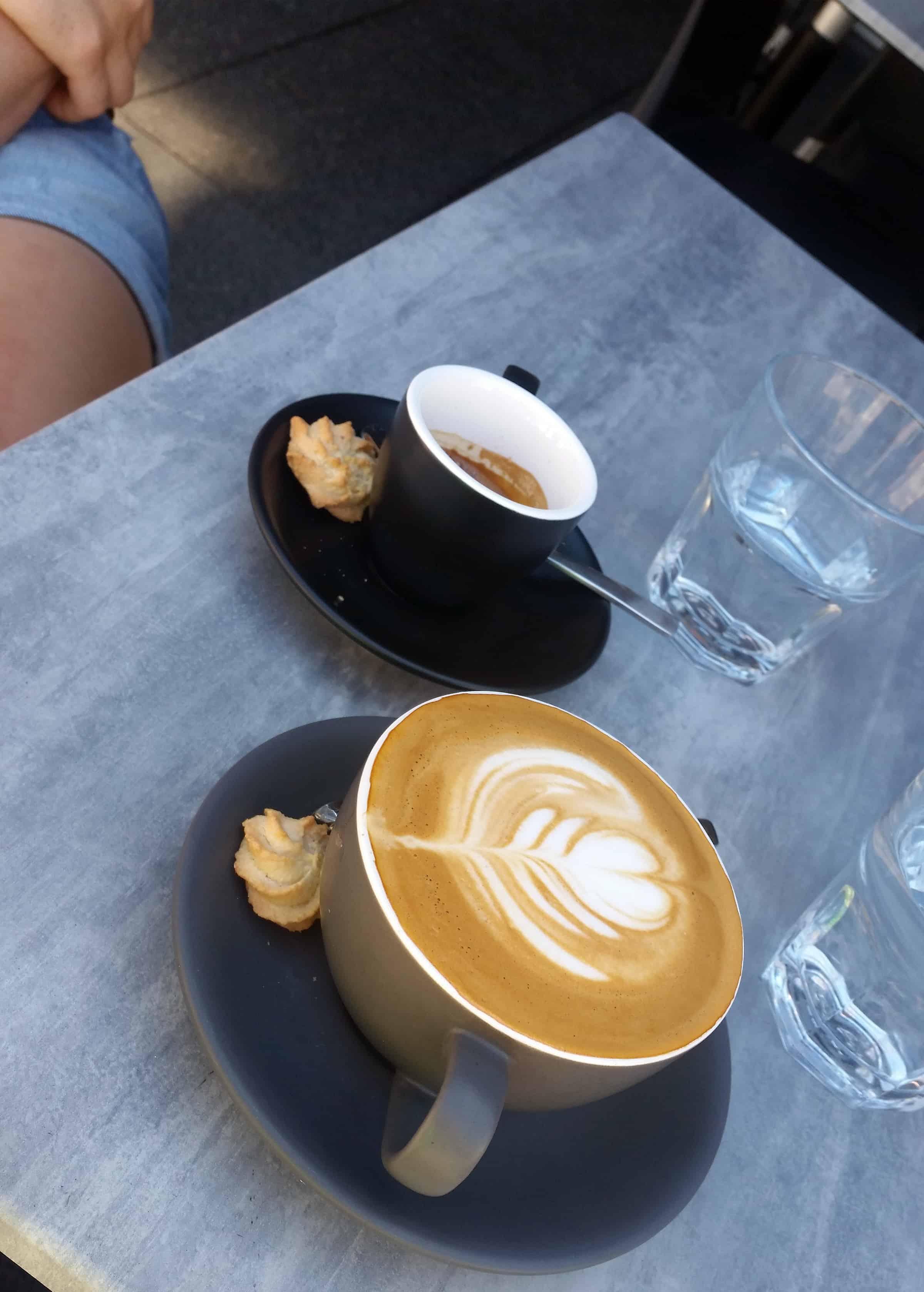 Beste koffie van Freo