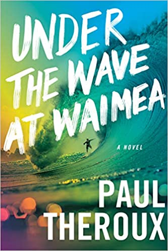 Book cover for Under the Wave a Waimea