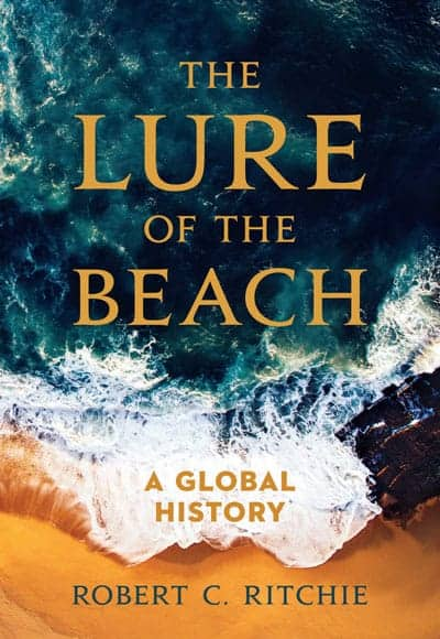 "Book cover for ""Lure of the Beach"""