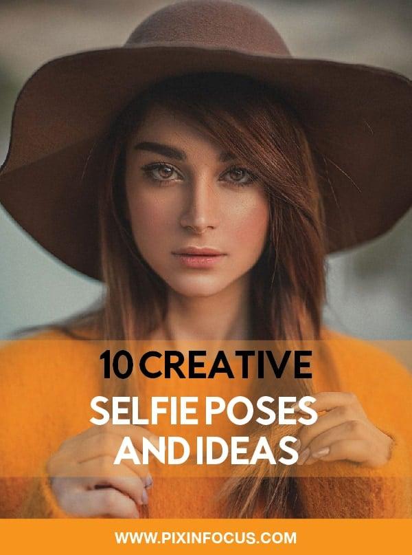 Selfie Ideas Pinterest Pin
