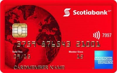 Scotiabank® American Express® Card