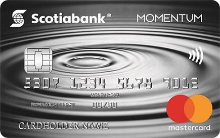 Scotia Momentum® MasterCard®