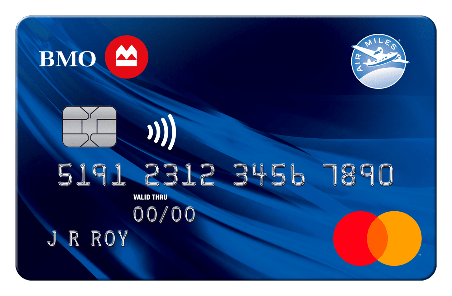 BMO AIR MILES® MasterCard® (For Students)