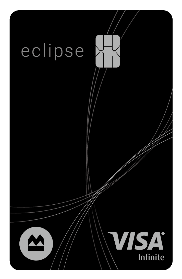 BMO eclipse Visa Infinite* Card