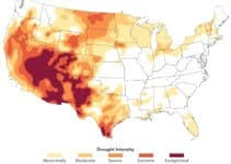 Half of the United States Will Continue to be Affected by Drought for Spring 2021