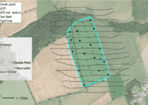 Using GPS to Improve the Accuracy of Drone Mapping