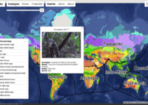 Terrestrial Ecoregions GIS Data