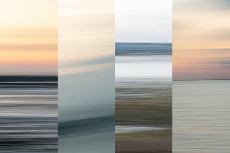 intentional camera movement