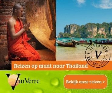 Onvergetelijke Thailand reizen van Van Verre