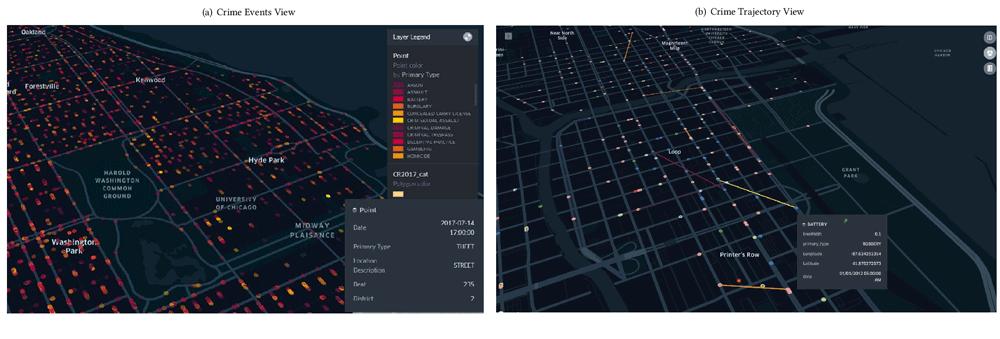 Crime mapping with Kepler.gl.  Source: Morshed et al., 2019.