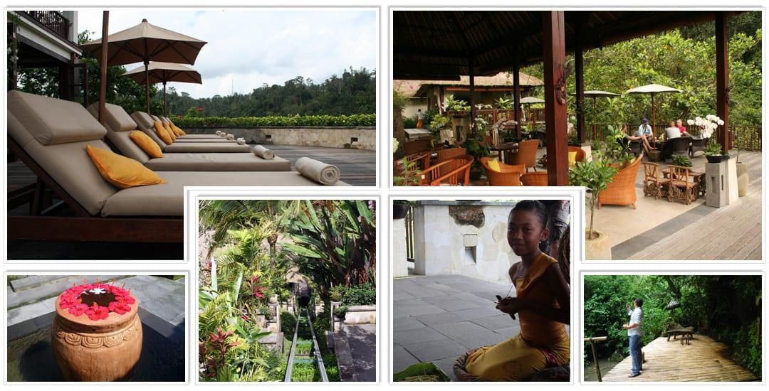 Hanging Gardens of Bali, Ubud