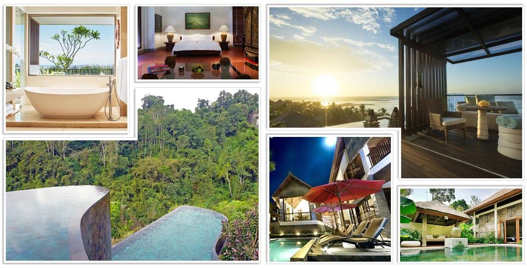 Accommodatie Bali