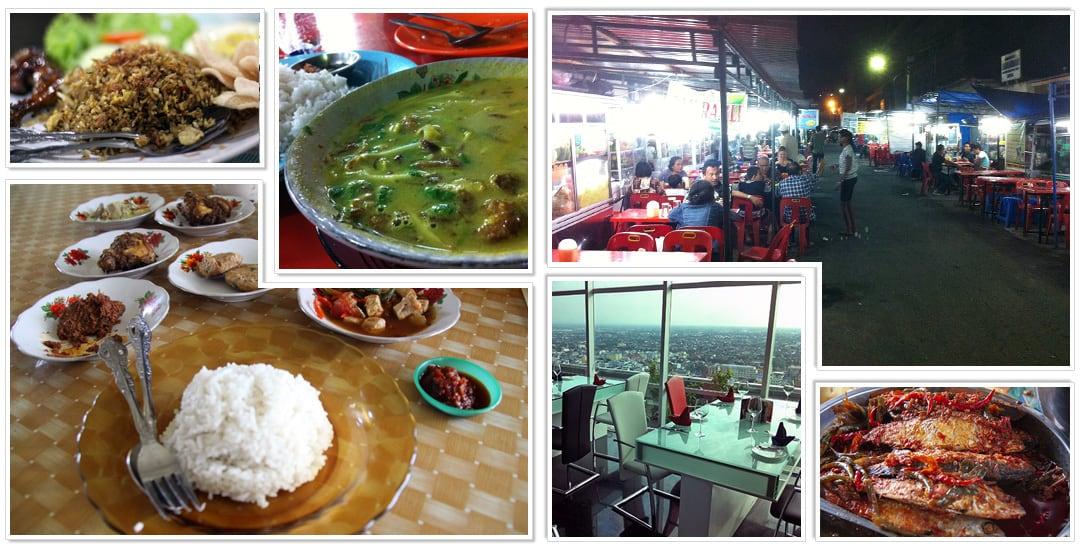 Restaurants & Foodcourts Medan