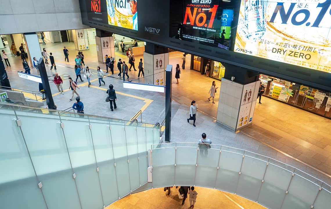 Winkelen in Osaka
