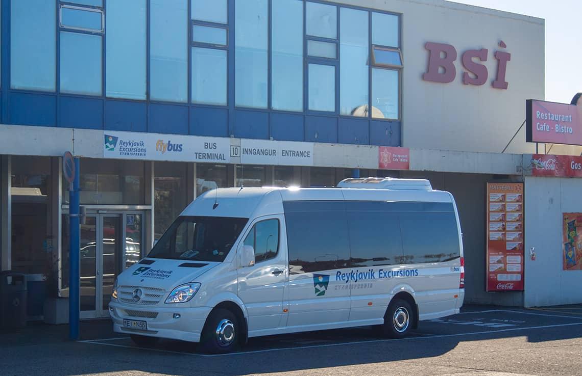 FlyBus vanaf SBI